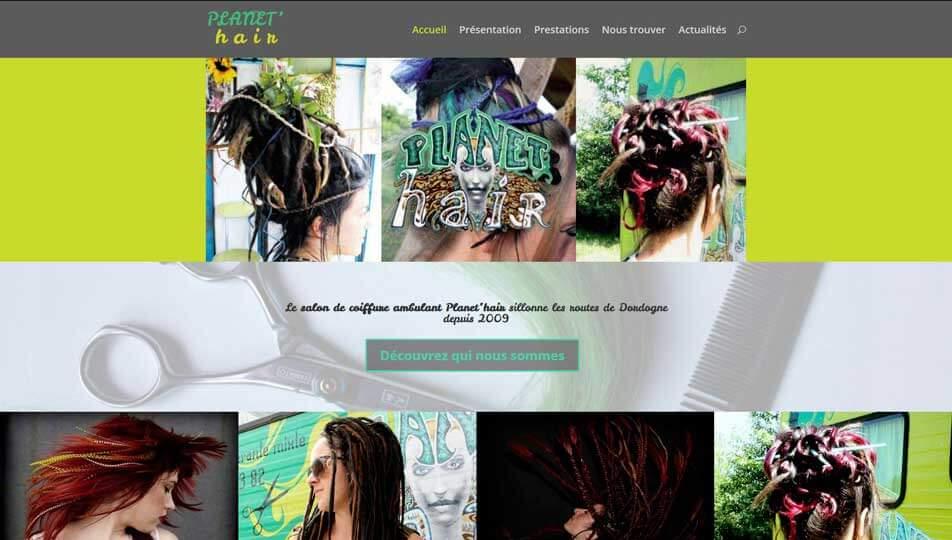 Notre nouveau site